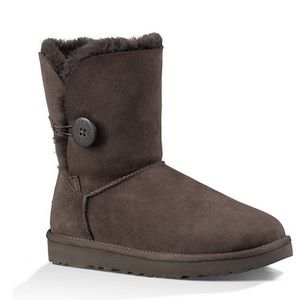 UGG Bailey Chocolate Button Boots